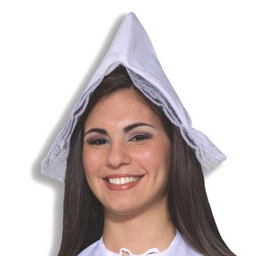 Lady Pilgrim Hat Bonnet