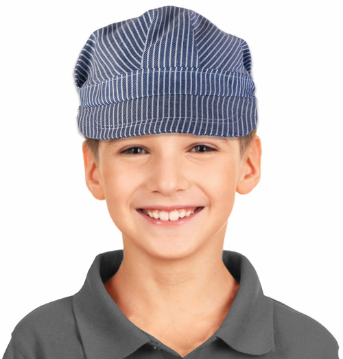 Child Train Engineer Cap