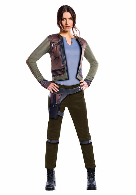 Star Wars Rogue One Jyn Erso Ladies Costume
