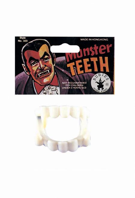 Classic Vampire Mouth Teeth