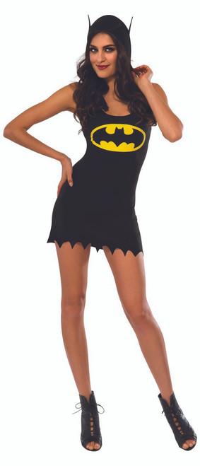 Batgirl Hooded Tank Dress