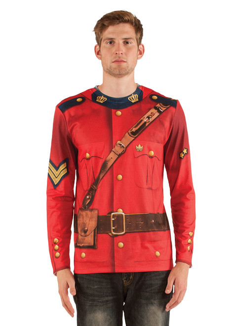 Canadian Mountie RCMP Shirt