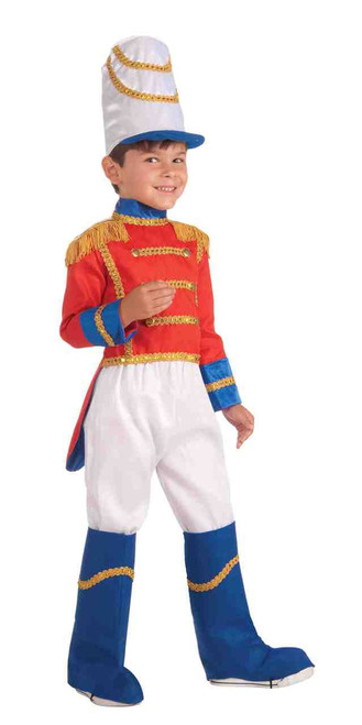 Kids Toy Soldier Costume