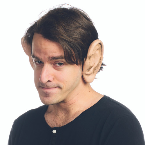 Adjustable Wire Human Flexi Ears