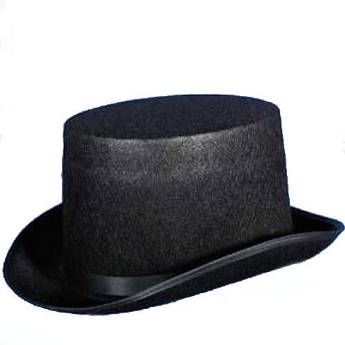 Simple Promo Felt Top Hat