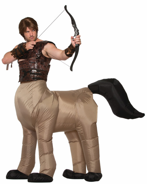 Mens Fun Inflatable Centaur Costume