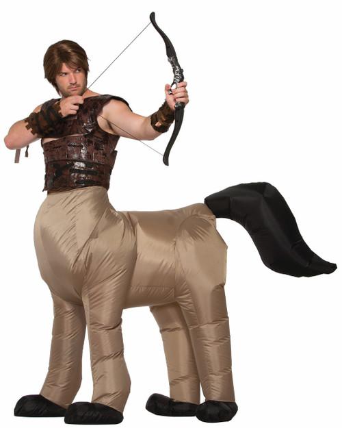 Mens Fun Inflatable Centaur Costume