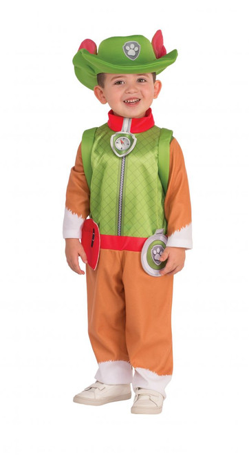 Toddler's Tracker Paw Patrol Costume