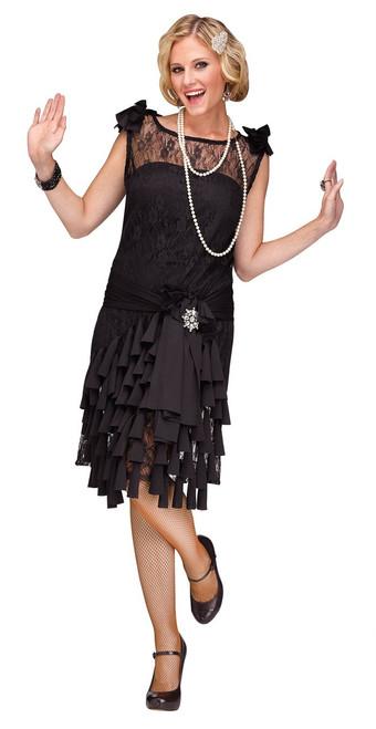 20s Flirty Flapper Costume