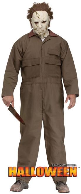 Adult Michael Myers Halloween Deluxe Costume
