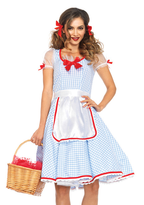 Ladies Kansas Sweetie Costume