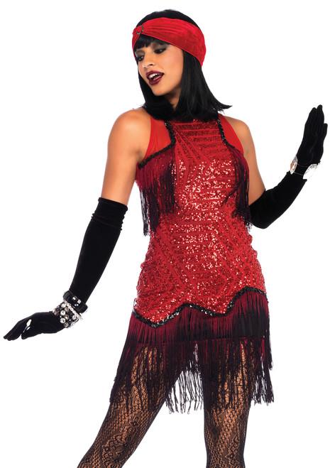 Ladies 20s Gatsby Girl Costume