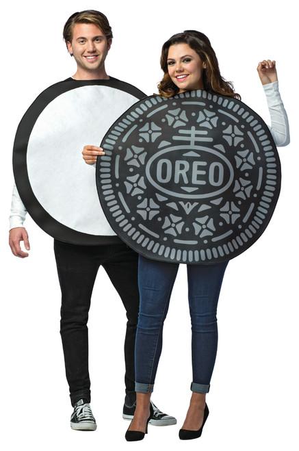 Fun Adult Oreo Couples Costume