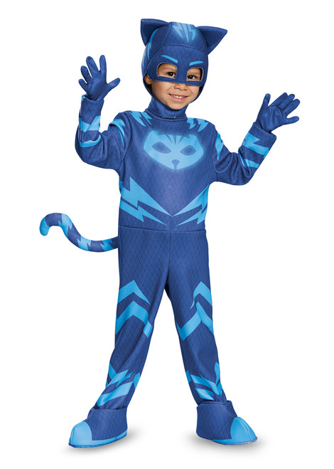 Toddler/Children's Deluxe Catboy PJ Masks Costume