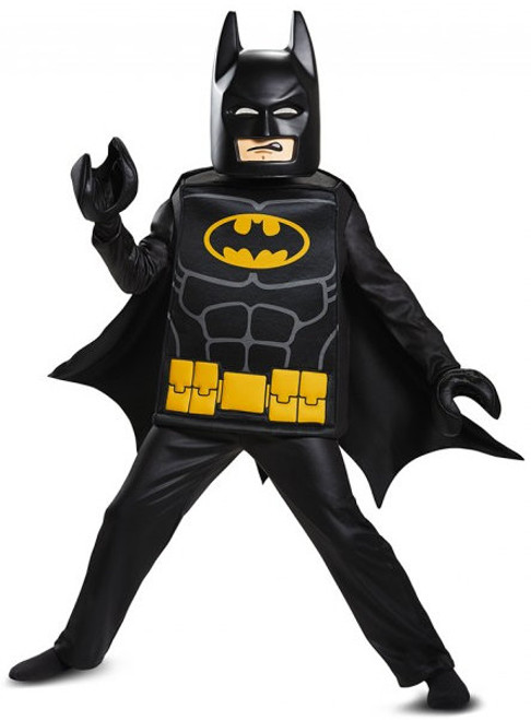 Children's Deluxe Batman Lego Movie Costume