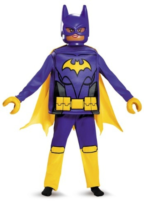 Kids Batgirl Lego Movie Deluxe Costume