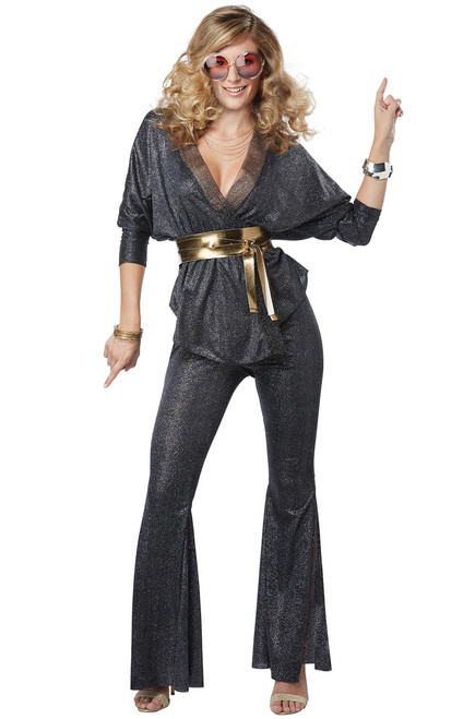 Ladies Disco Dazzler Costume