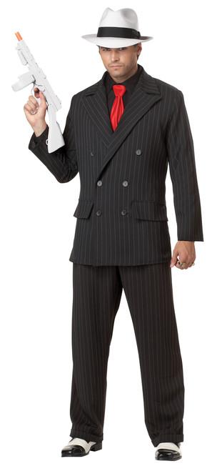 Mens 20s Mob Boss Costume