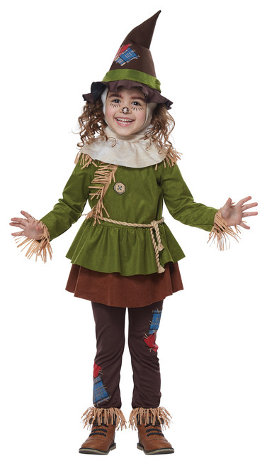 Toddler's Scarecrow Wizard of Oz Costume