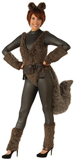 Prestige Ladies Marvel Squirrel Girl Costume
