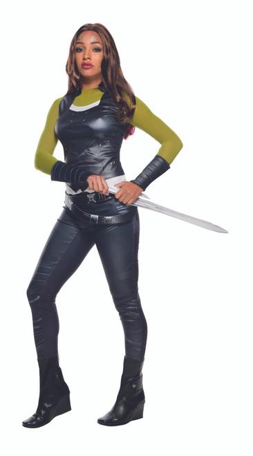 Ladies GOTG2 Gamora Costume