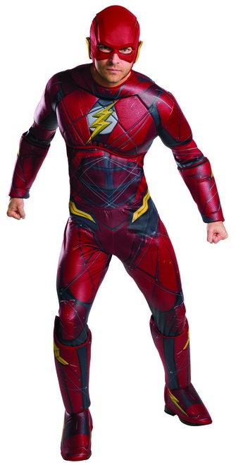 Mens Flash Justice League Costume