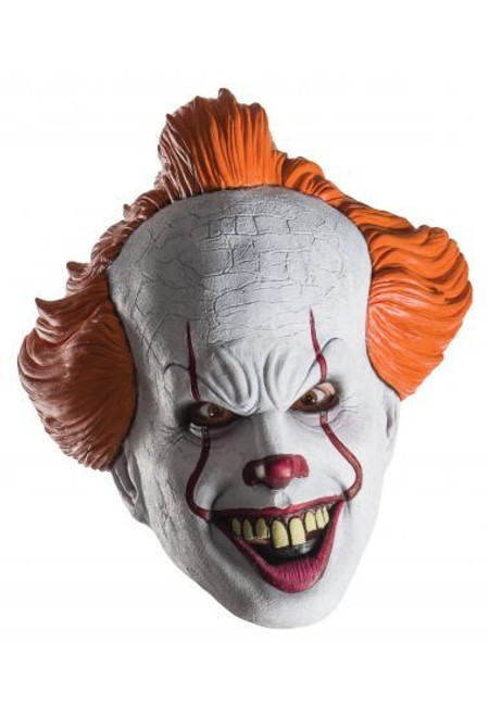 Pennywise IT Mask 2017 Movie