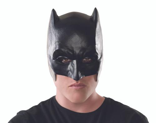 Adult Latex Batman V Superman Half Mask