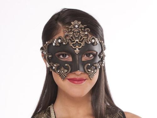 Medieval Fantasy Masquerade Mask