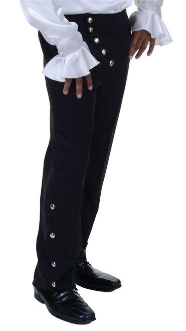 Pop Star Button Pants