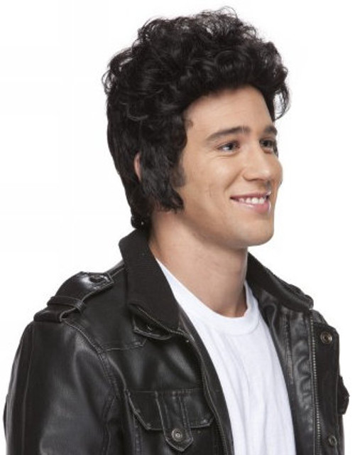Rock N Roll Elvis-Inspired Wig 50s/60s