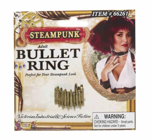 Bullet Ring Steampunk