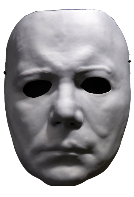 Halloween II Micheal Myers Vacufrom Mask