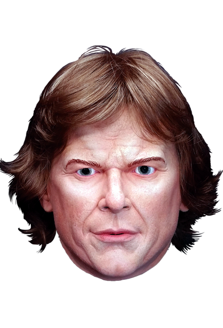 Licensed Rowdy Roddy Piper WWE Character Mask