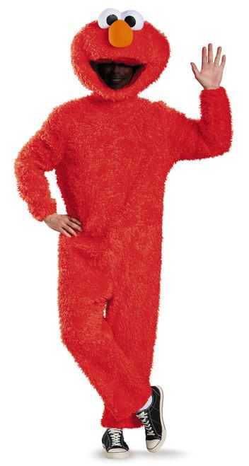 Prestige Sesame Street Plush Elmo Mascot