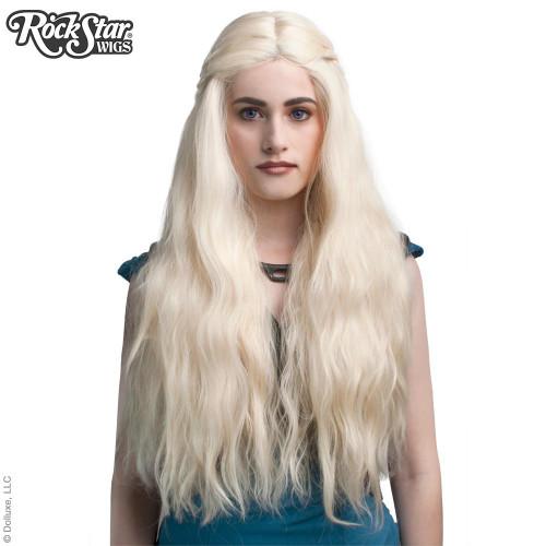 Daenerys Targaryen / Khaleesi Game of Thrones Inspired Character Cosplay Lace Front Rockstar Wig