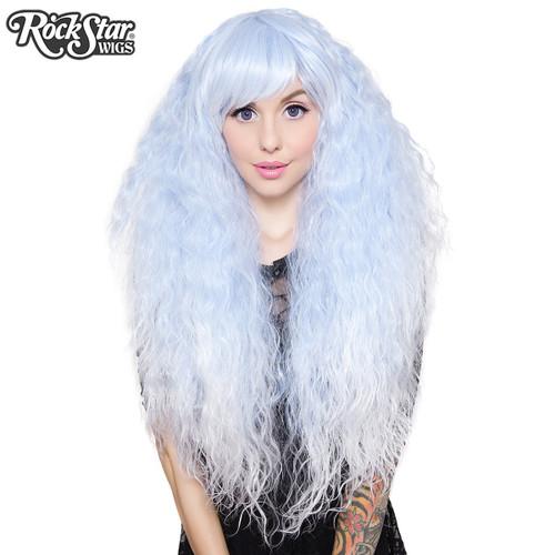 Rockstar Rhapsody Sax Wig