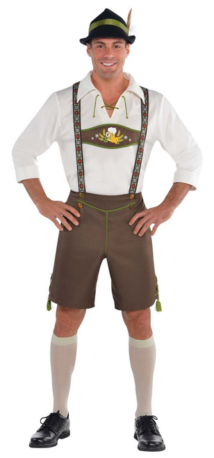 Mens Mr Oktoberfest Costume