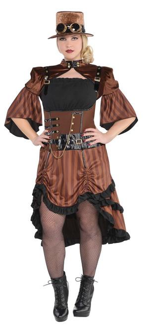 Dreamy Steampunk Costume - Plus Size