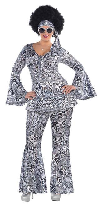 70s Dancing Queen Costume - Plus Size