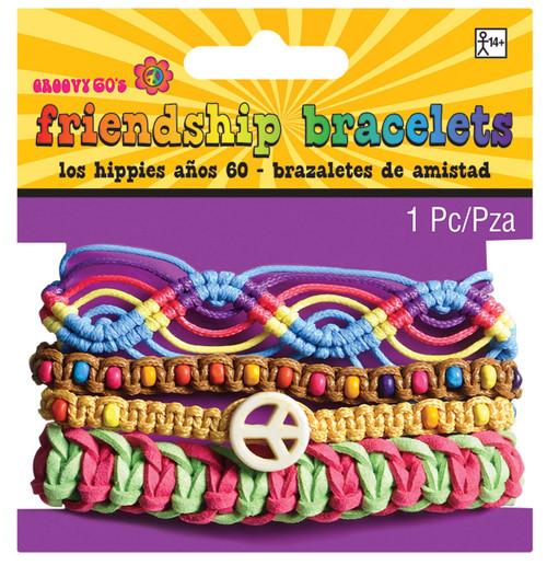 Hippie Friendship Festival Bracelet
