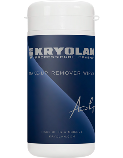 Kryolan Professional Makeup Remover Wipes Dispenser
