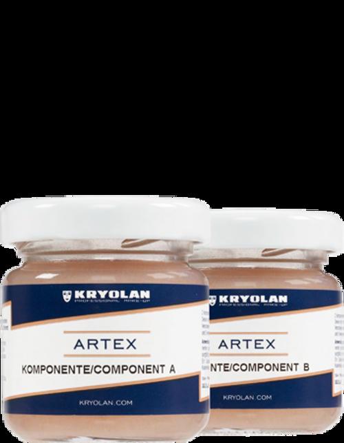 Kryolan Professional Artex Wound Compound