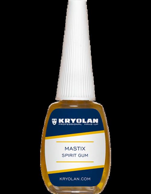 Kryolan Professional Spirit Gum .4 Oz