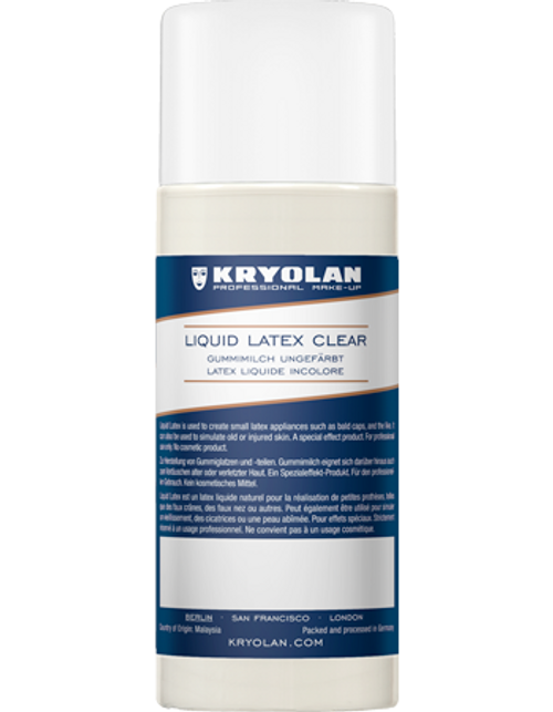 Kryolan Professional Latex Clear 4 Oz