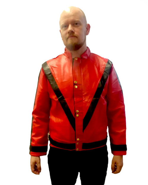 Officially Licensed Michael Jackson Thriller Jacket