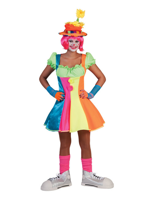 Ladies Silly Billy Clown Costume