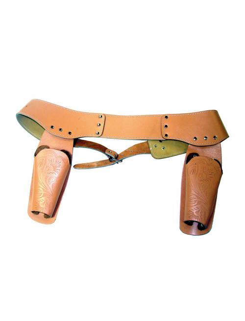 Wester Double Leather Holster