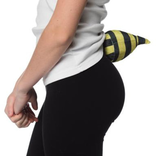"""Bee Tail 7"""" Clip On"""