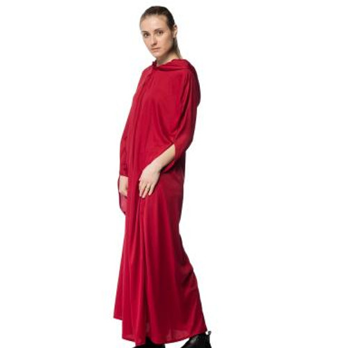 Red Handy Woman Cape